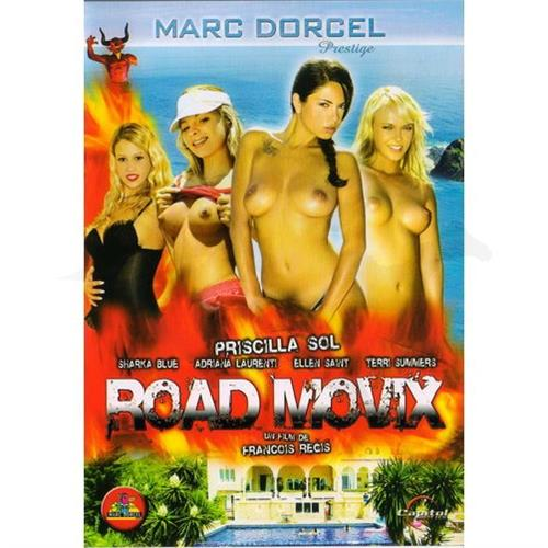 DVD XXX Road Movix